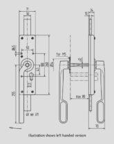 zasuwnica bramowa jednostronna dwustronna wkladka  (3)